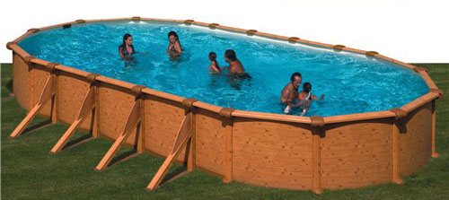 Piscine supraterane DREAM POOL