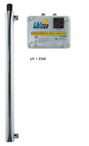 Sterilizator UV 1 Star