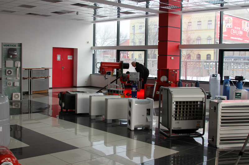 Calorserv.ro - Showroom 12